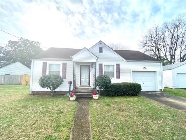 109 N Fairview Cir N, Portsmouth, VA 23702 (MLS #10300581) :: Chantel Ray Real Estate