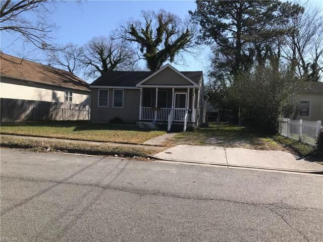 3117 Hull St, Portsmouth, VA 23704 (MLS #10300588) :: Chantel Ray Real Estate