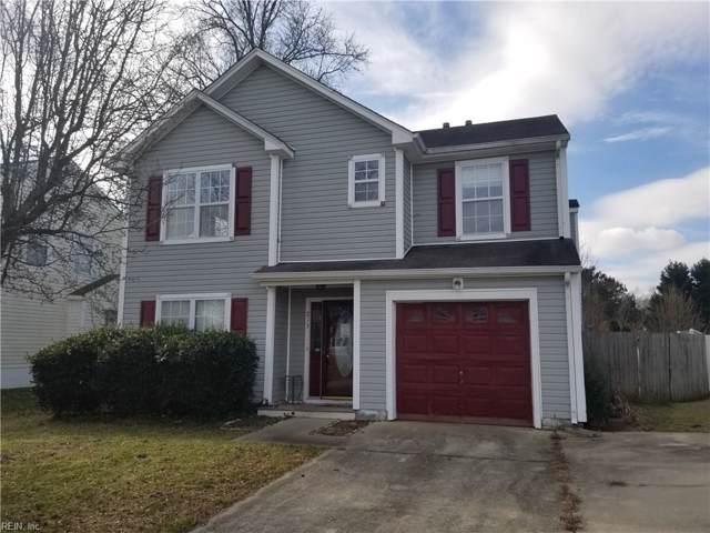 213 Archers Dr, Suffolk, VA 23434 (MLS #10300589) :: Chantel Ray Real Estate