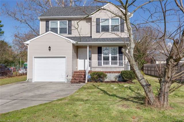 2927 Berkley Ave, Chesapeake, VA 23325 (#10300639) :: Kristie Weaver, REALTOR