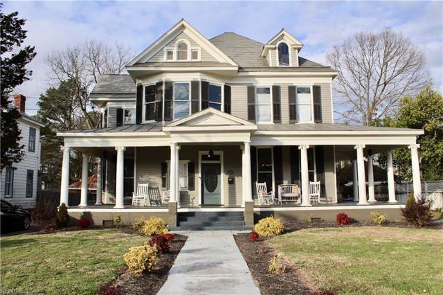 514 W Washington St, Suffolk, VA 23434 (MLS #10300640) :: Chantel Ray Real Estate