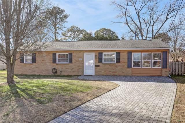 625 Kings View Ct, Hampton, VA 23669 (#10300676) :: Gold Team VA