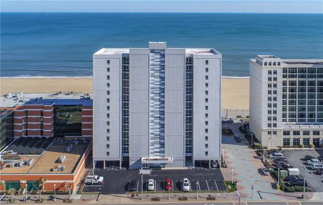 3800 Atlantic Ave #601, Virginia Beach, VA 23451 (#10300695) :: Berkshire Hathaway HomeServices Towne Realty