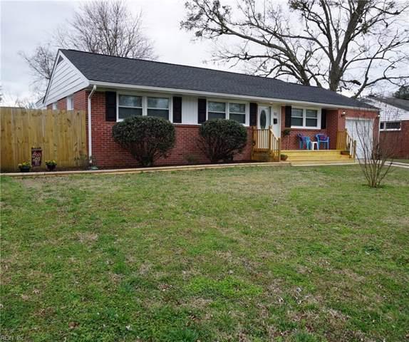 10 Burke Ave, Newport News, VA 23601 (MLS #10300736) :: Chantel Ray Real Estate
