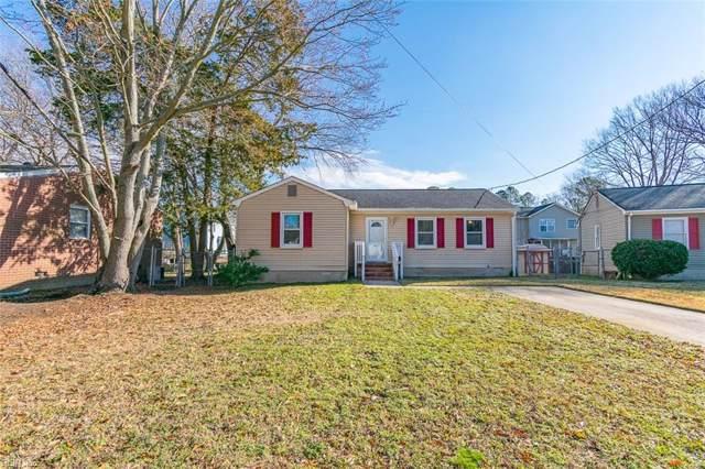 49 Cornelius Dr, Hampton, VA 23666 (#10300741) :: Berkshire Hathaway HomeServices Towne Realty