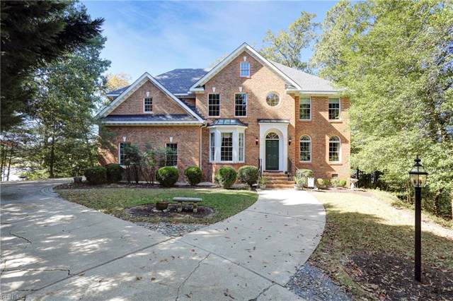 206 Mariners Cir, Isle of Wight County, VA 23430 (#10300786) :: Berkshire Hathaway HomeServices Towne Realty