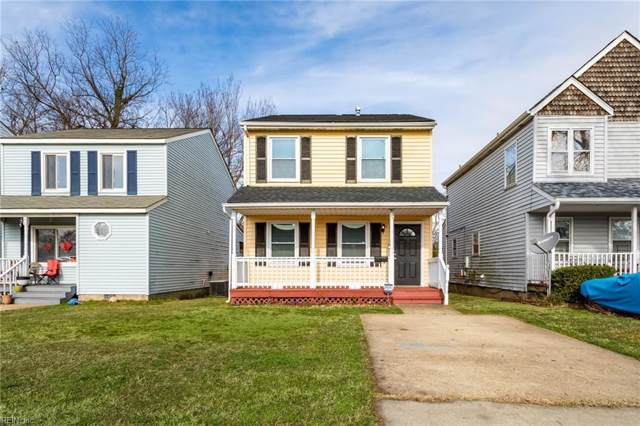 2117 Bay Ave, Hampton, VA 23661 (MLS #10300815) :: Chantel Ray Real Estate