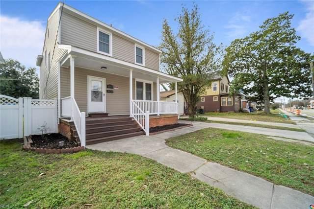 2725 Kimball Ter, Norfolk, VA 23504 (MLS #10300829) :: Chantel Ray Real Estate