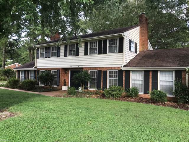 1444 Five Forks Rd, Virginia Beach, VA 23455 (#10300832) :: Berkshire Hathaway HomeServices Towne Realty