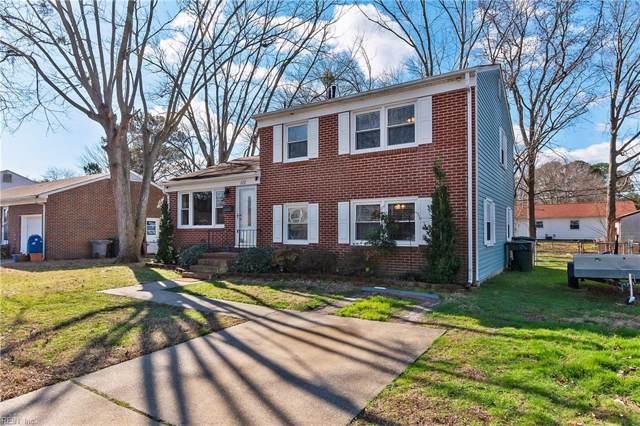 110 Valirey Dr, Hampton, VA 23669 (#10300837) :: Berkshire Hathaway HomeServices Towne Realty