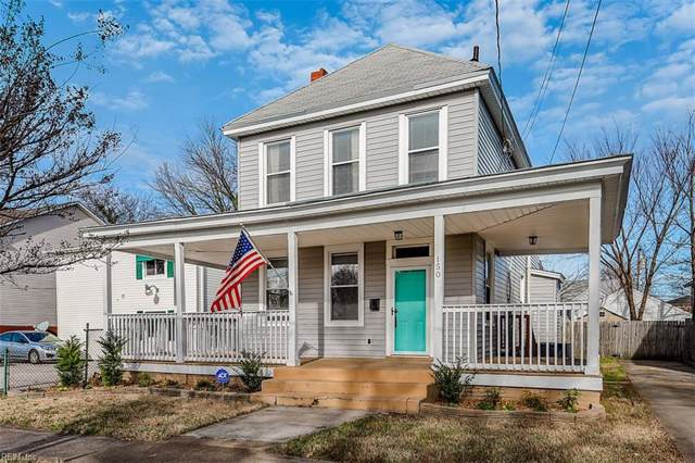 150 W Seaview Ave, Norfolk, VA 23503 (#10300839) :: Berkshire Hathaway HomeServices Towne Realty