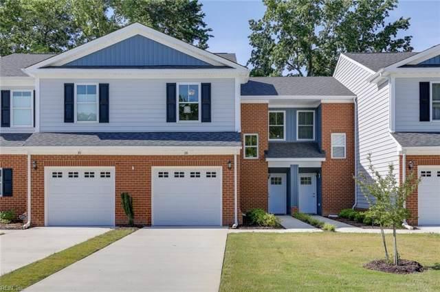 14 Franklin Ln, Poquoson, VA 23662 (MLS #10300870) :: Chantel Ray Real Estate