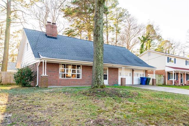 710 Pinckney Ct, Newport News, VA 23601 (#10300878) :: Atlantic Sotheby's International Realty