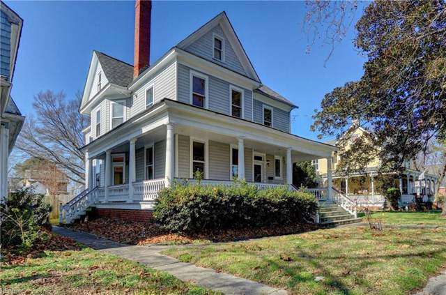 408 Mount Vernon Ave, Portsmouth, VA 23707 (#10300894) :: Berkshire Hathaway HomeServices Towne Realty