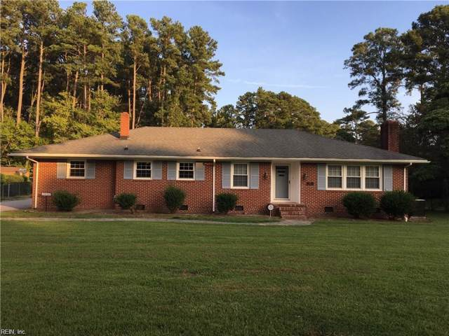 713 Fairview Dr, Franklin, VA 23851 (MLS #10300895) :: Chantel Ray Real Estate