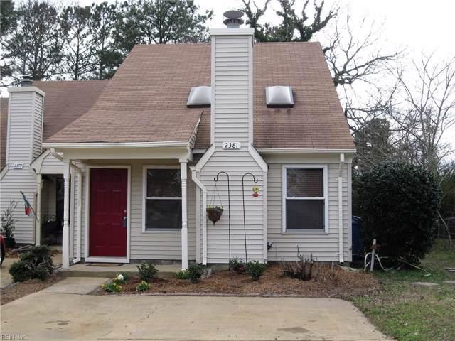 2381 Sedgewick Dr, Virginia Beach, VA 23454 (MLS #10300916) :: Chantel Ray Real Estate