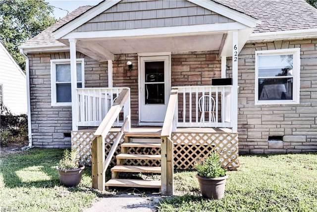 622 Chapel St, Hampton, VA 23669 (#10300971) :: Kristie Weaver, REALTOR