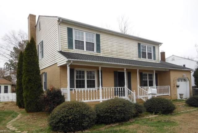 117 Hidalgo Dr, Hampton, VA 23669 (MLS #10301013) :: Chantel Ray Real Estate