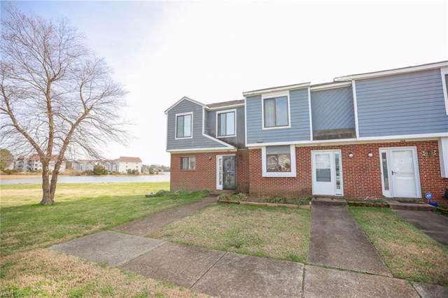 166 Eberly Ter, Hampton, VA 23669 (MLS #10301029) :: Chantel Ray Real Estate