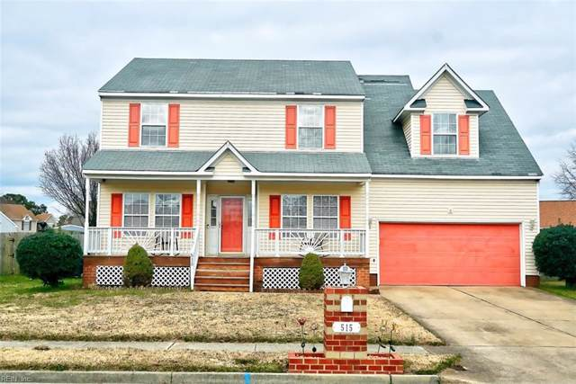 515 Mount Pleasant Dr, Portsmouth, VA 23707 (#10301107) :: Rocket Real Estate