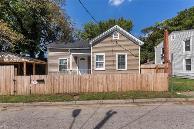 1128 Fayette St, Portsmouth, VA 23704 (MLS #10301115) :: Chantel Ray Real Estate