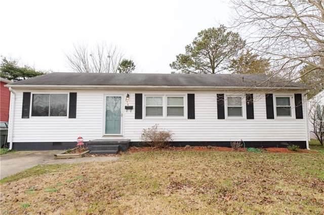 116 Valirey Dr, Hampton, VA 23669 (#10301146) :: Berkshire Hathaway HomeServices Towne Realty
