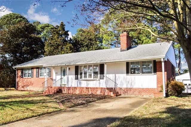109 Southerland Dr, Hampton, VA 23669 (#10301189) :: Abbitt Realty Co.