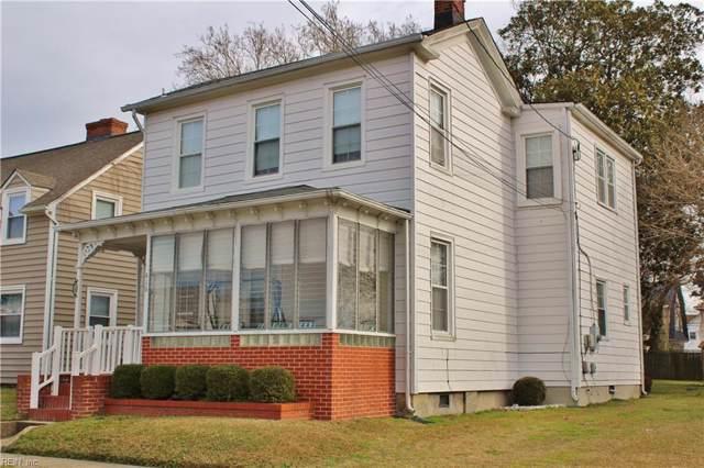 416 Eaton St, Hampton, VA 23669 (#10301200) :: Abbitt Realty Co.