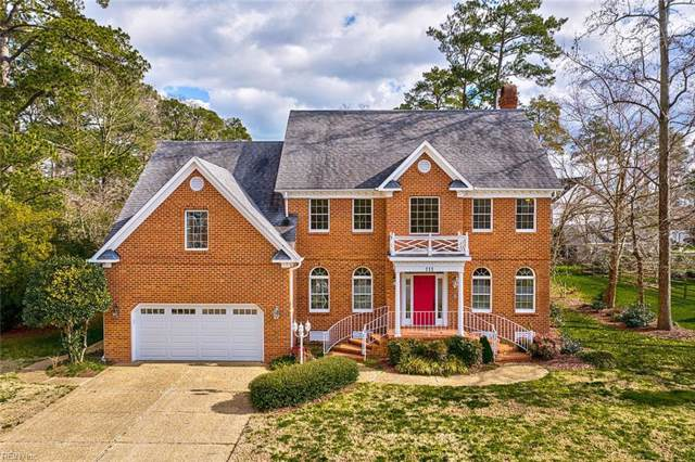 111 Laydon Way, Poquoson, VA 23662 (MLS #10301230) :: Chantel Ray Real Estate
