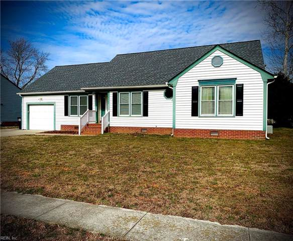 5424 Lilac Cres, Portsmouth, VA 23703 (MLS #10301252) :: Chantel Ray Real Estate