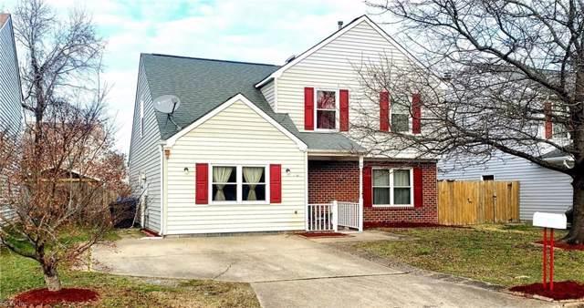 1884 John Brown Ln, Virginia Beach, VA 23464 (MLS #10301296) :: Chantel Ray Real Estate