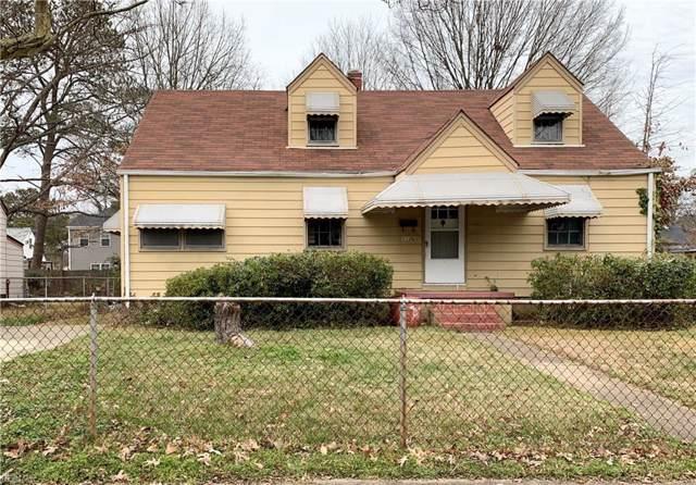 1126 Burksdale Rd, Norfolk, VA 23518 (#10301338) :: Atkinson Realty