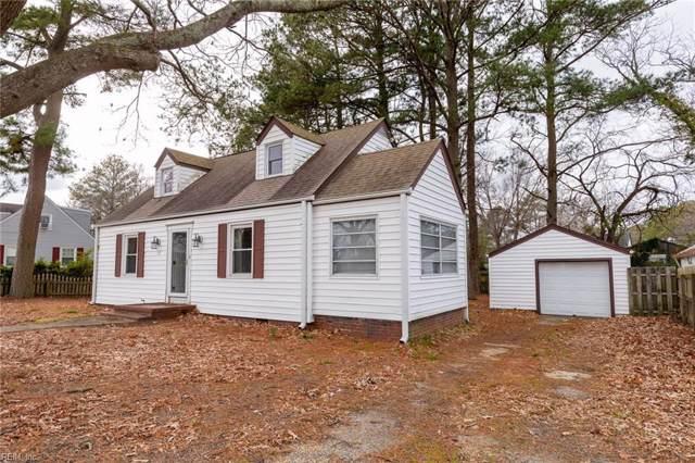 23 W Roberts Ct W, Portsmouth, VA 23701 (MLS #10301344) :: Chantel Ray Real Estate