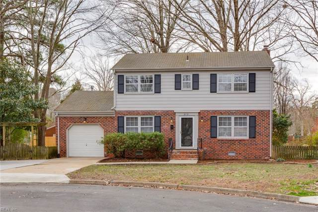 610 Martire Cir, Newport News, VA 23601 (#10301380) :: Berkshire Hathaway HomeServices Towne Realty