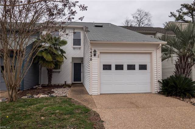 1420 Preserve Dr, Virginia Beach, VA 23451 (MLS #10301413) :: Chantel Ray Real Estate