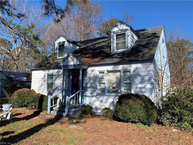 331 Council Rd, Isle of Wight County, VA 23851 (#10301492) :: Berkshire Hathaway HomeServices Towne Realty