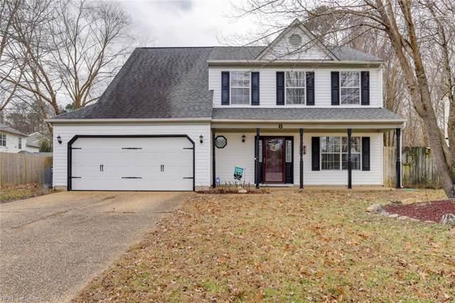 8 Thoroughbred Dr, Hampton, VA 23666 (MLS #10301496) :: Chantel Ray Real Estate