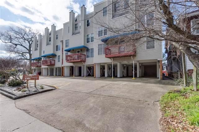 1301 Hampton Blvd #206, Norfolk, VA 23507 (#10301516) :: Berkshire Hathaway HomeServices Towne Realty