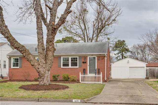 135 Albany Dr, Hampton, VA 23666 (MLS #10301521) :: Chantel Ray Real Estate