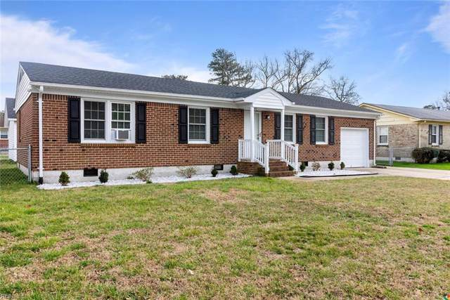 1425 Welcome Rd, Portsmouth, VA 23701 (#10301541) :: Atkinson Realty
