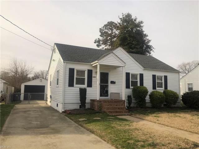 1805 Broadfield Rd, Norfolk, VA 23503 (MLS #10301543) :: Chantel Ray Real Estate