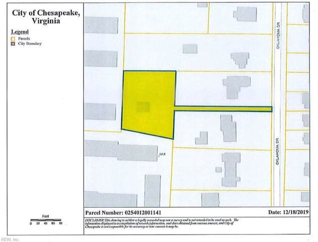 .57 Ac Oklahoma Dr, Chesapeake, VA 23323 (MLS #10301577) :: Chantel Ray Real Estate