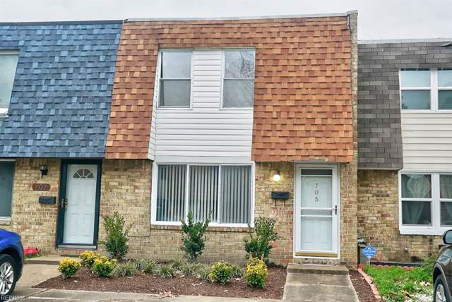 705 Arthur Ave, Virginia Beach, VA 23452 (#10301597) :: Rocket Real Estate