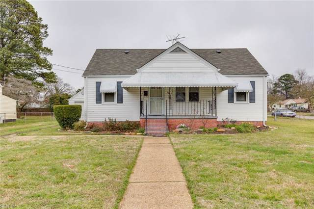 2400 Bruce St, Norfolk, VA 23513 (MLS #10301604) :: Chantel Ray Real Estate