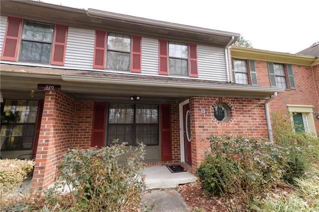 320 Witness Ln D, Newport News, VA 23608 (MLS #10301628) :: Chantel Ray Real Estate