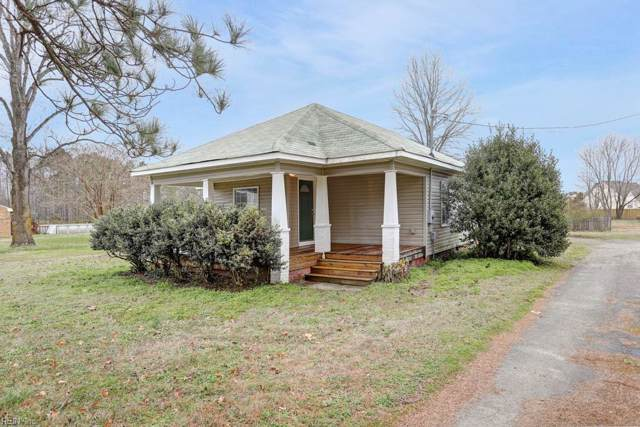 23081 Courthouse Hwy, Isle of Wight County, VA 23487 (MLS #10301633) :: Chantel Ray Real Estate