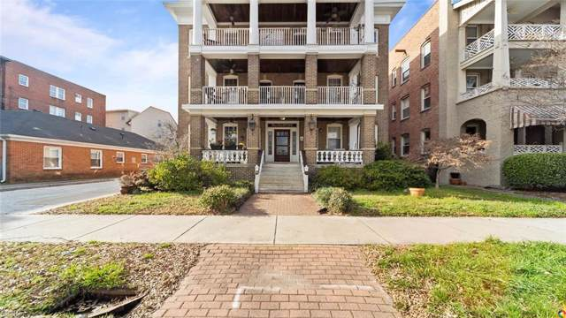 1311 Colonial Ave #4, Norfolk, VA 23517 (#10301648) :: Berkshire Hathaway HomeServices Towne Realty