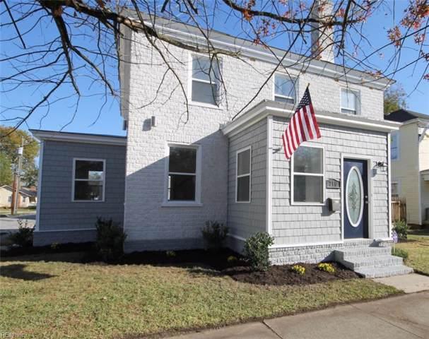 210 N Broad St, Suffolk, VA 23434 (MLS #10301649) :: Chantel Ray Real Estate