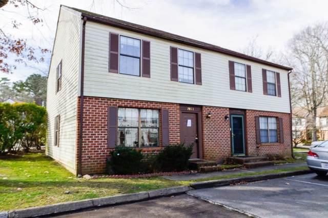 285 Merrimac Trl #1, Williamsburg, VA 23185 (#10301685) :: RE/MAX Central Realty