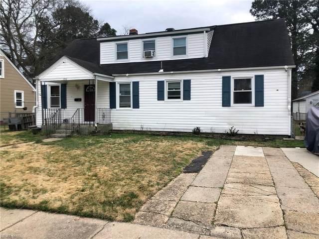 3605 Sharpley Ave, Norfolk, VA 23513 (#10301691) :: Atkinson Realty